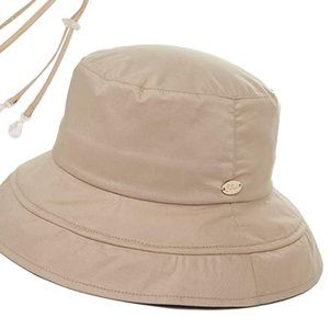 Cotton folding sun hat